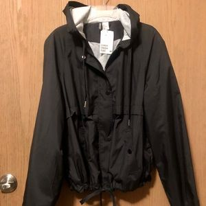 NWT-Lightweight Jacket w/Hood